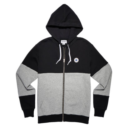 CORE COLORBLOCK FULL-ZIP HOODIE