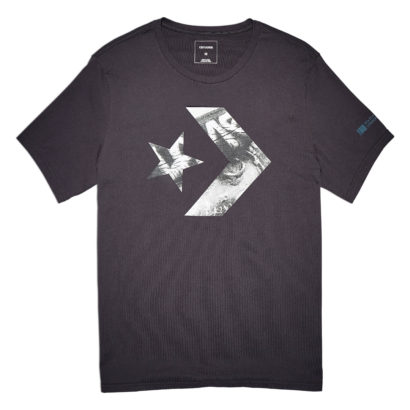 CONS STAR CHEVRON PHOTO TEE