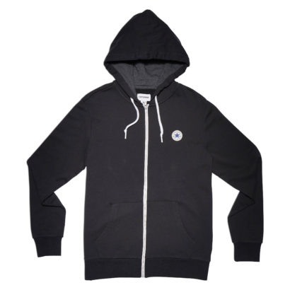 CORE FRENCH TERRY FULL -ZIP HOODIE