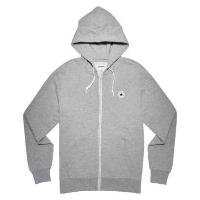 CORE FRENCH TERRY FULL-ZIP HOODIE