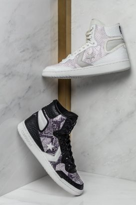 Converse FASTBREAK Hi Snake QS exclusive to ShelfLife