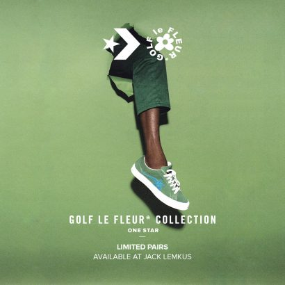 CONVERSE AND TYLER, THE GOLF LE FLEUR* COLLECTION