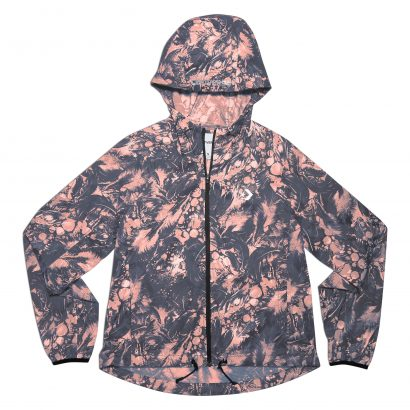 CONVERSE FEATHER PRINT BLUR 2.0 JACKET