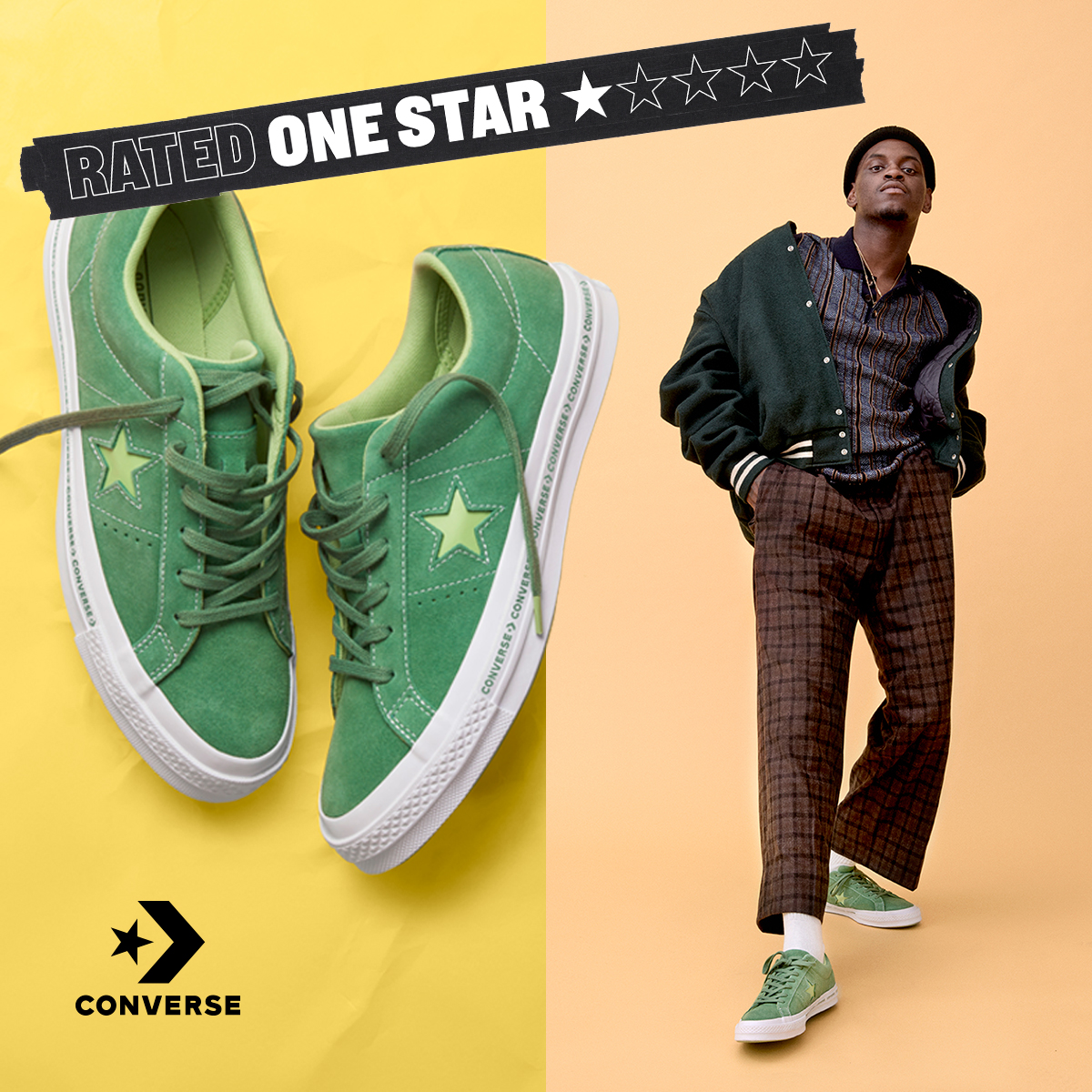 48dc22c94c434d Inspired by their iconic line of One Star footwear