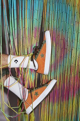 CONVERSE LAUNCHES ONE STAR CARNIVAL COLLECTION