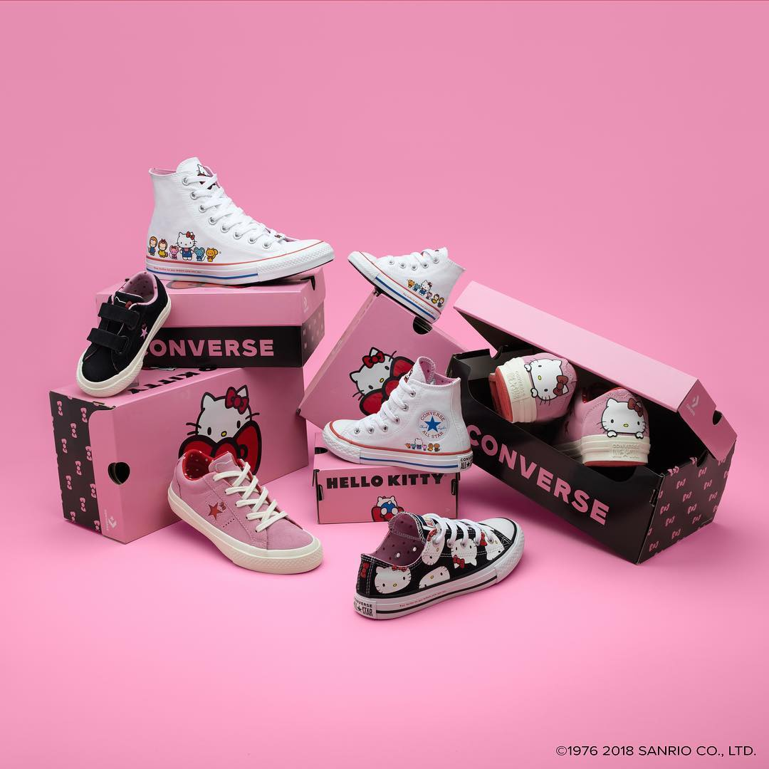 bf43634cc46c CONVERSE SOUTH AFRICA - CONVERSE X HELLO KITTY