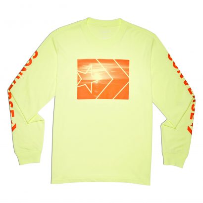 CONVERSE BEACH LONG SLEEVE TEE