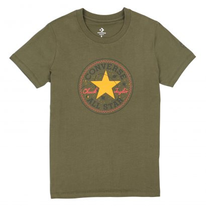 CONVERSE GALAXY CHUCK PATCH CREW TEE