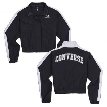 CONVERSE WOVEN WARM-UP JACKET