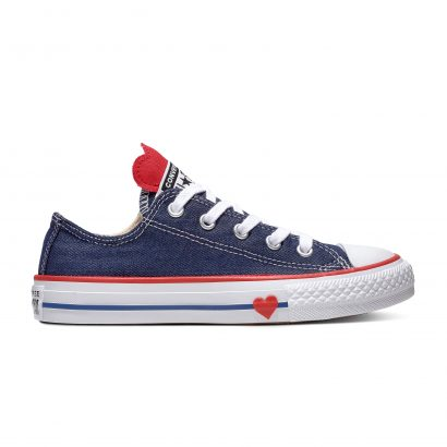 CHUCK TAYLOR ALL STAR DENIM LOVE – OX