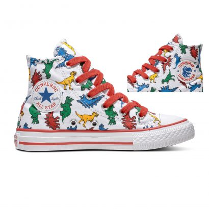 CHUCK TAYLOR ALL STAR DINOVERSE – HI