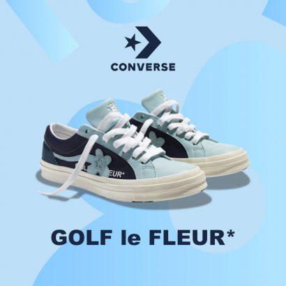 best loved 66063 99ef0 Converse X Golf le Fleur Two Tone