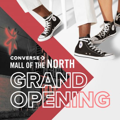 Converse Mall of the North