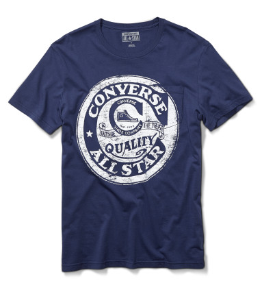 CONVERSE OLD SCHOOL PKT TEE
