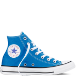Chuck Taylor All Star Seasonal Color Cyan Space Hi (1)