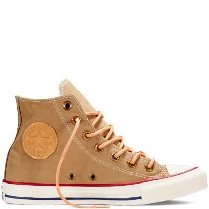 A Chuck Taylor All Star Peached Textile kollekció