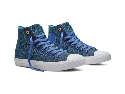 The Chuck Taylor All Star II Open Knit