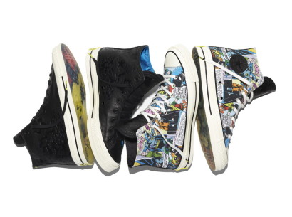 Chuck Taylor All Star '70 x DC Comics Batman Kollekció