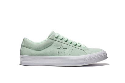 ONE STAR SUEDE_MINT