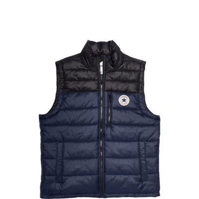 CORE POLY FILL VEST – DARK OBSIDIAN / BLACK – MEN
