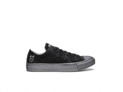 Converse x Miley Cyrus Chuck Taylor All Star Velvet Low Top