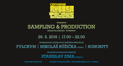 CONVERSE MUSIC WORKSHOP