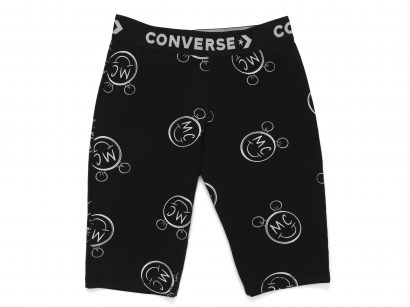 CONVERSE X MILEY CYRUS LOGO BIKE SHORT