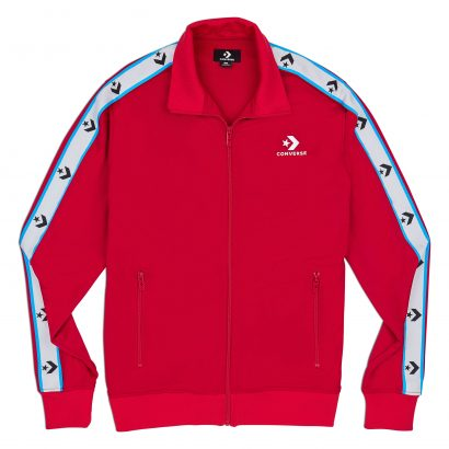 Star Chevron Track Jacket