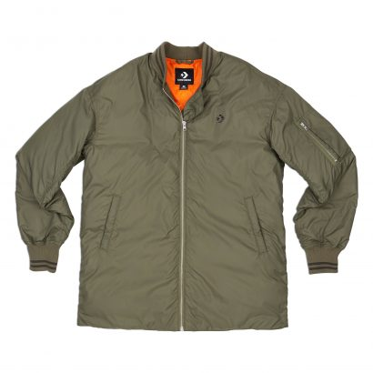 Oversized MA-1 Down Jacket