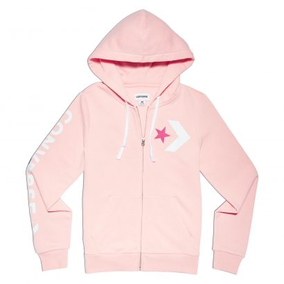 Converse Star Chevron Full-Zip Hoodie – FT