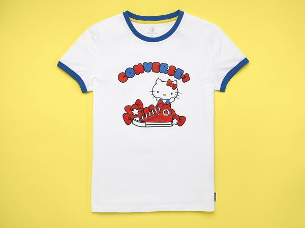 Converse x Hello Kitty Ringer Tee