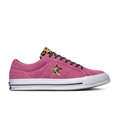 ONE STAR VARSITY REMIX – OX – ACTIVE FUCHSIA/WHITE/BLACK