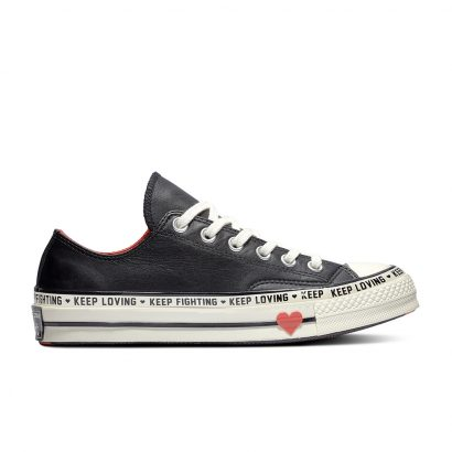 CHUCK 70 LOVE GRAPHIC – OX – BLACK SEDONA RED EGRET ce750ee1861