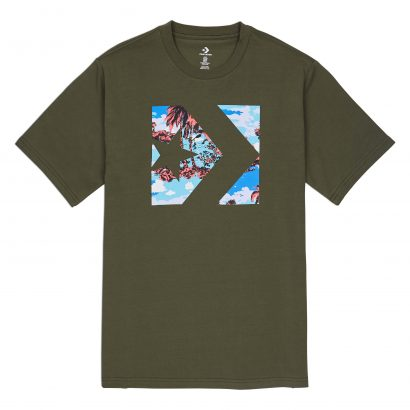 M StarChevron Camo FillBox Tee FIELD SURPLUS