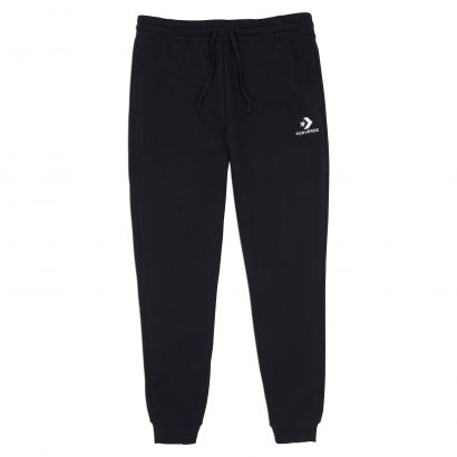 STAR CHEVRON EMB PANT BLACK