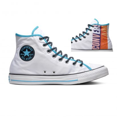 Chuck Taylor All Star WHITE/GNARLY BLUE/WHITE