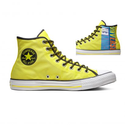 Chuck Taylor All Star FRESH YELLOW/BLACK/WHITE