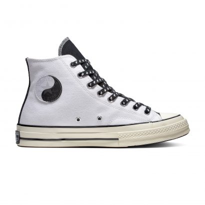 Chuck 70 WHITE/BLACK/EGRET