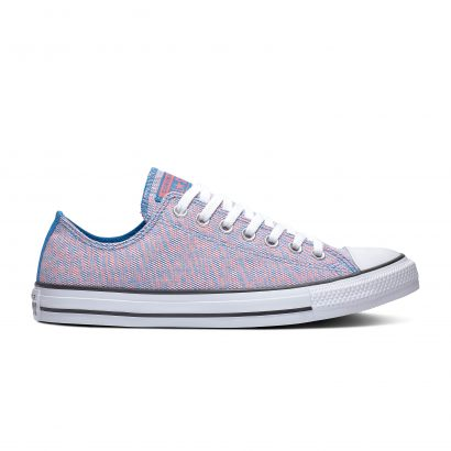 Chuck Taylor All Star TOTALLY BLUE/RACER PINK/WHITE