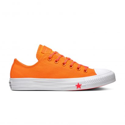 Chuck Taylor All Star ORANGE RIND/RACER PINK/WHITE