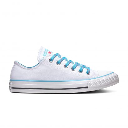 Chuck Taylor All Star WHITE/GNARLEY BLUE/WHITE