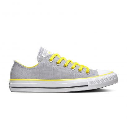 Chuck Taylor All Star WOLF GREY/FRESH YELLOW/WHITE