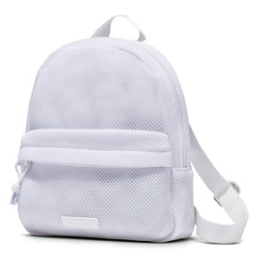 AS IF BACKPACK CONVERSE WHITE