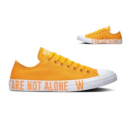 CHUCK TAYLOR ALL STAR WE ARE NOT ALONE