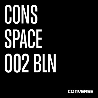 Festival: CONS Space 002 BLN, Berlin