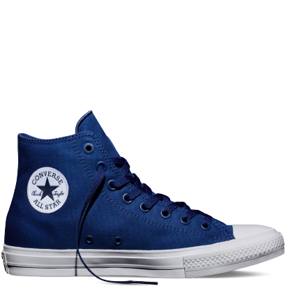 Chuck Taylor All Star II Blue
