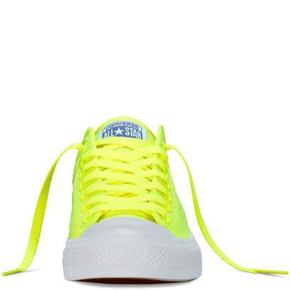 Chuck Taylor All Star II Neon Yellow