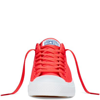 Chuck Taylor All Star II Neon Red