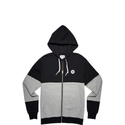 Core Colorblock Full Zip Hoodie