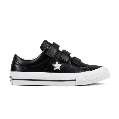 ONE STAR 3V BLACK